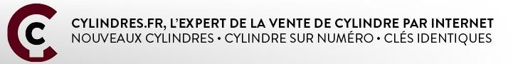 Cylindres.fr, Cylindres europées, cylindres sur numéro, organigrammes de clés